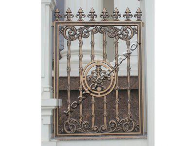 Hàng rào bằng đồng đẹp – hoàn thiện bức tranh ngôi nhà tổng thể