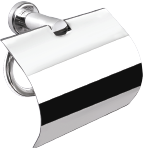 Lô giấy vệ sinh nắp tròn 304-B3