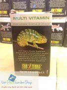 Multi Vitamin có tốt cho các loại bò sát?