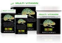 Multi Vitamin -Hàng nhập ngoại giành cho bò sát