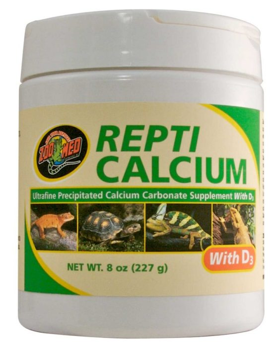 Repti Calcium® with D3 Zoomed