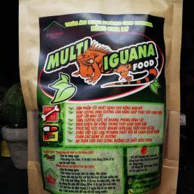 Tác dụng bất ngờ của Multi Iguana Food đối với Iguana