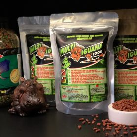Multi iguana food - Thức ăn cho rồng nam mỹ