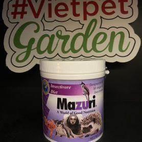 Mazuri cho động vật ăn côn trùng -