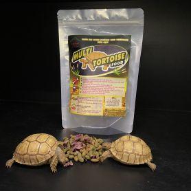 Multi Tortoise Food - Thức ăn khô cho rùa cạn