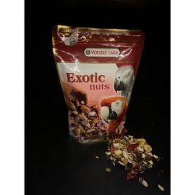 Hạt trộn cho Vẹt - EXOTIC Nuts gói 750g Versele Laga