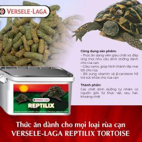 Thức ăn cho rùa cạn Reptilix Tortoise - Versele-Laga
