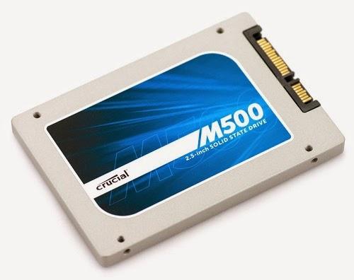 Ổ cứng SSD 120GB Crucial M500