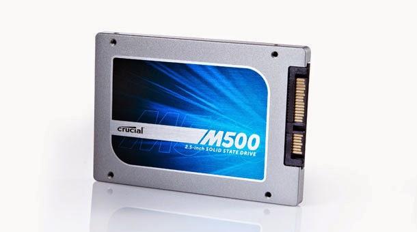 Ổ cứng SSD 240GB Crucial M500