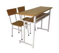 Bàn ghế học sinh tiểu học BHS07