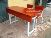 Bàn ghế sinh viên Hòa Phát BSV103T