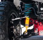 Làm thế nào để có thể giảm xóc ô tô trong quá trình sử dụng