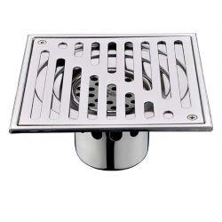 Phễu thoát sàn chống mùi ban công inox304 11cm NX560-2U