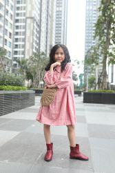Váy Tai Thỏ Siêu Xinh Thương Hiệu Rabbit Phạm NX0192