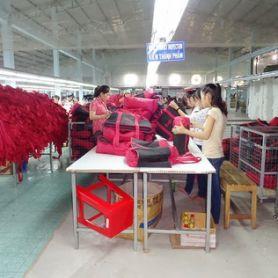 Xưởng sản xuất balo túi xách trực tiếp tại Hà Nội VB353V