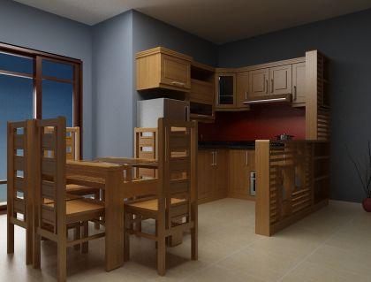 Tủ bếp 45