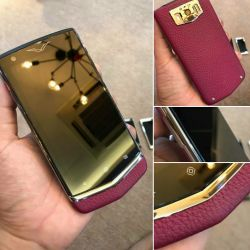 Vertu Extraordinary Rasberry