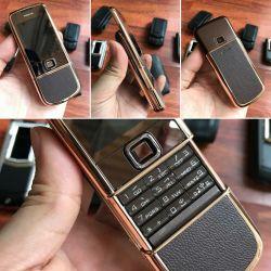 Nokia 8800 Sapphire Arte and Rose Main A