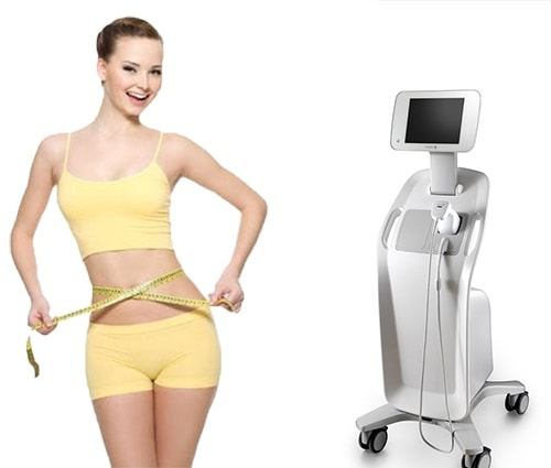 máy giảm béo liposonix