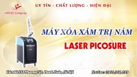 Giới Thiệu Máy Xóa Xăm Trị Nám Máy Laser Picosure