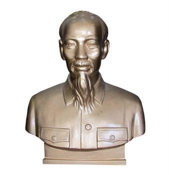 Cách chọn được một bức tượng Bác Hồ đúng chất liệu tinh xảo