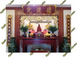 Phòng thờ HGDG Phong Tho 2