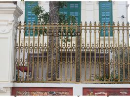 Hàng rào nhôm đúc HGNH 212