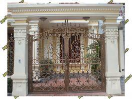 Cổng nhôm đúc – Bí mật của những công trình bền đẹp cùng thời gian