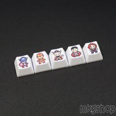 Keycap Super Hero PBT dye-sub
