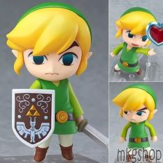 Nendoroid Link Legend of Zelda clone