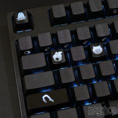 Keycap Overwatch Roadhog xuyên led