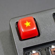 Keycap cờ Việt Nam