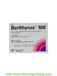 BERLTHYROX 100MCG
