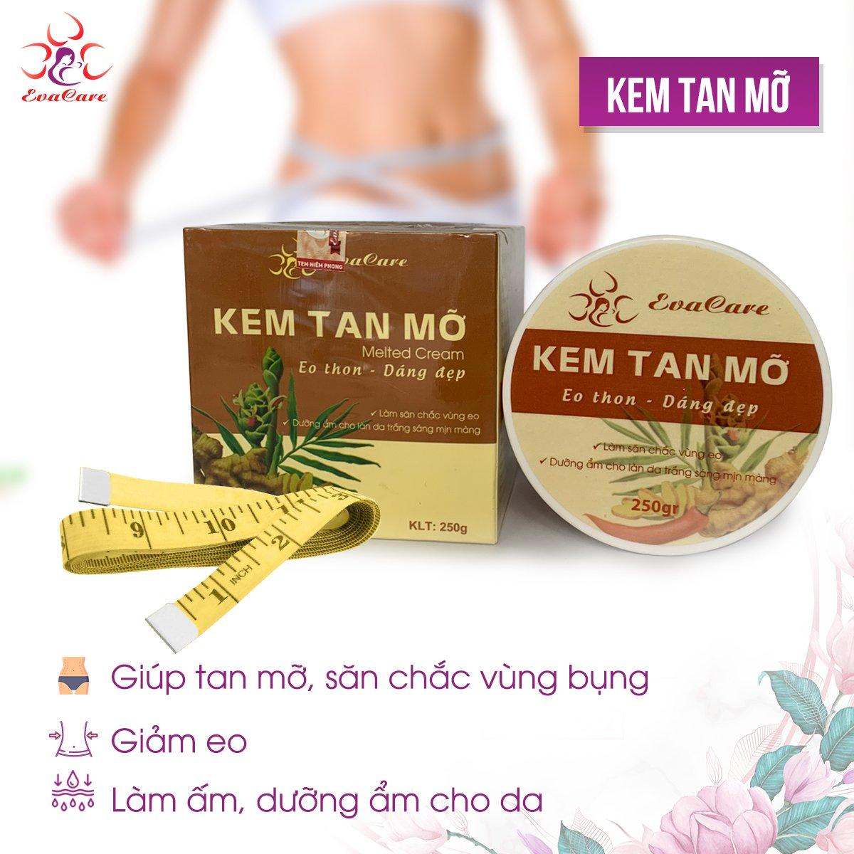 Kem Tan Mỡ