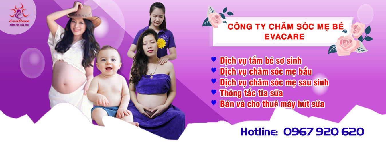 Spa bà bầu số 1 Hà Nội
