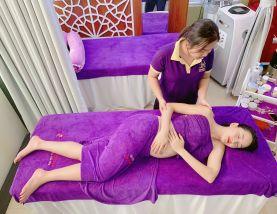Video quấn đai giảm mỡ bụng sau sinh