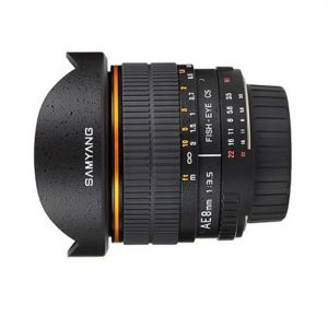 Samyang 8 mm f/3.5 Aspherical IF MC Fish-eye - Chính hãng
