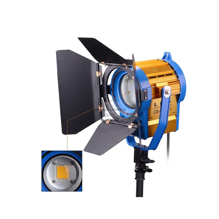 Đèn Led Fresnel Spot Light 1000W CD-1000WS - Mới 100%