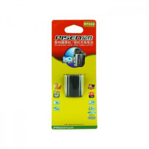 Pin Pisen BP-808 For Canon - Mới 100%