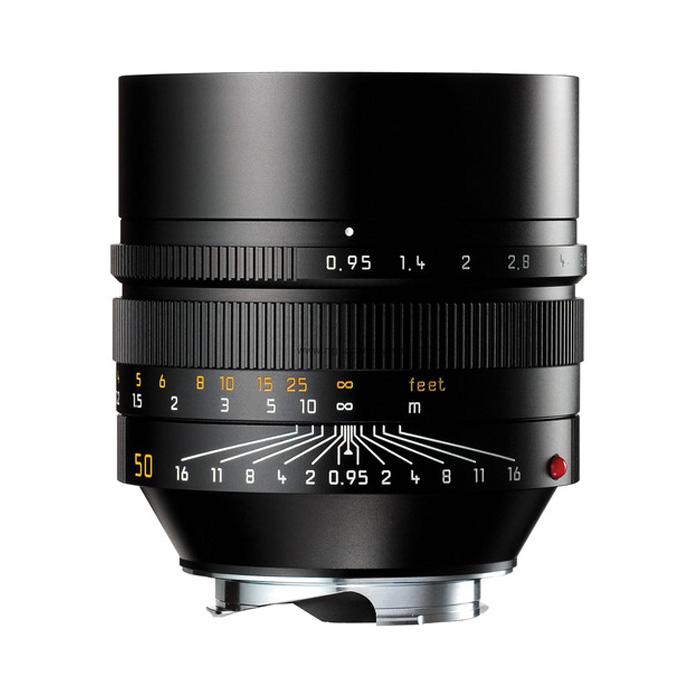 Leica Lens Noctilux-M 50mm f/0.95 ASPH (Black)