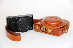 Bao da cao cấp dành cho dòng máy Sony RX100