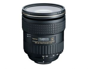 Tokina AT-X 24-70mm F2.8 Pro FX for (Canon/Nikon)
