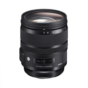Sigma 24-70mm F2.8 DG OS HSM Art for Canon/Nikon