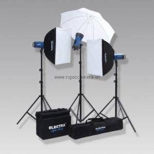Bộ đèn chụp studio Electra 450W - Chính hãng