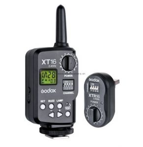 Godox Power Control Flash Trigger 2.4G XT-16