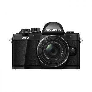 Olympus E-M10 Kit 14-42mm F3.5-5.6 EZ (Black)