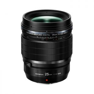 Olympus ED 25mm F1.2 Pro
