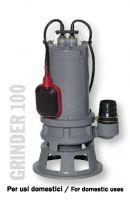 Máy bơm chìm model Grinder 100-200-300-500