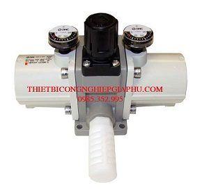 Bộ tăng áp SMC VBA11A-02GN