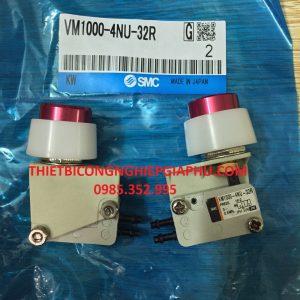 van nút nhấn VM1000-4NU-32R